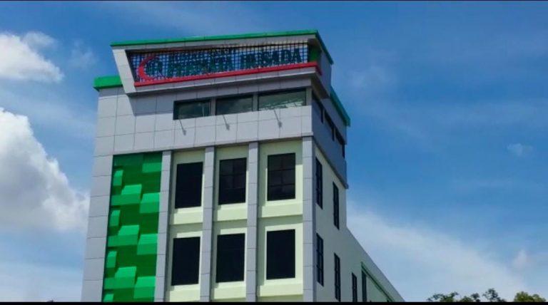 Rumah Sakit Permata Husada (foto:duta tv)