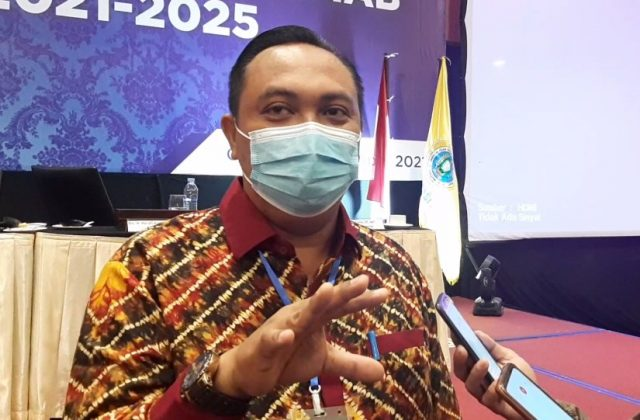 Murdiansyah Wakil Ketua Panitia Pemilihan Rektor Uniska
