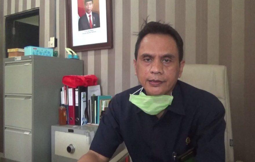 Lestijono Warsito, Panitera PN Banjarmasin