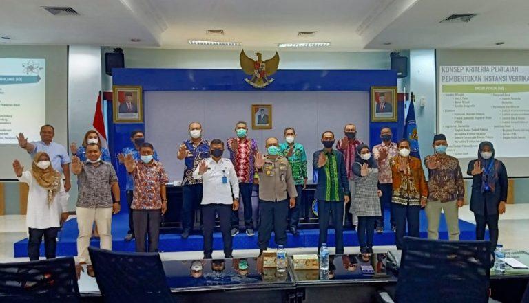 Pemkab dan DPRD Banjar melanjutkan perjuangan pembentukan BNN Kabupaten Banjar.