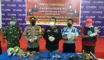 Hasil Razia Lapas Cempaka Kota Banjarbaru