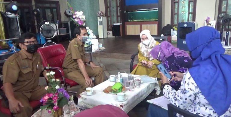 DPP-KBPM kota Banjarmasin melakukan pendataan keluarga tahun 2021