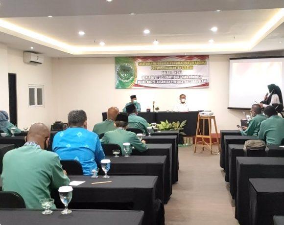 Silaturrahmi FKUB Kalsel Menjelang PSU