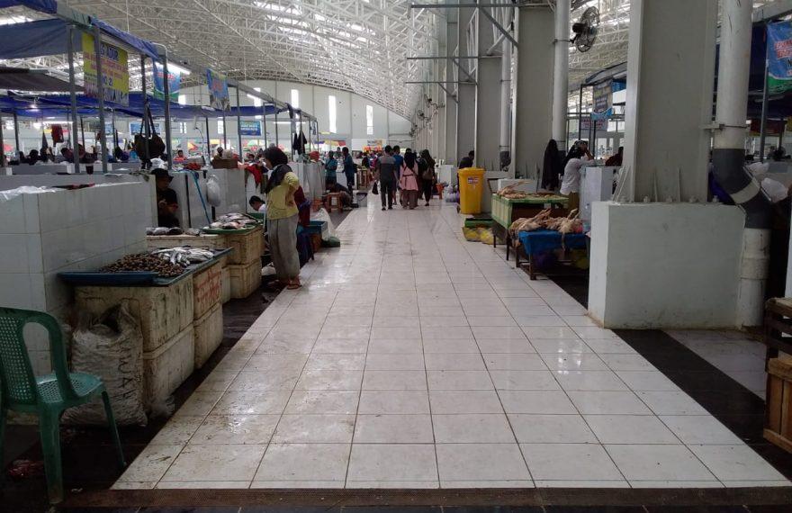 Pasar Ikan Bauntung (Foto: Duta tv)