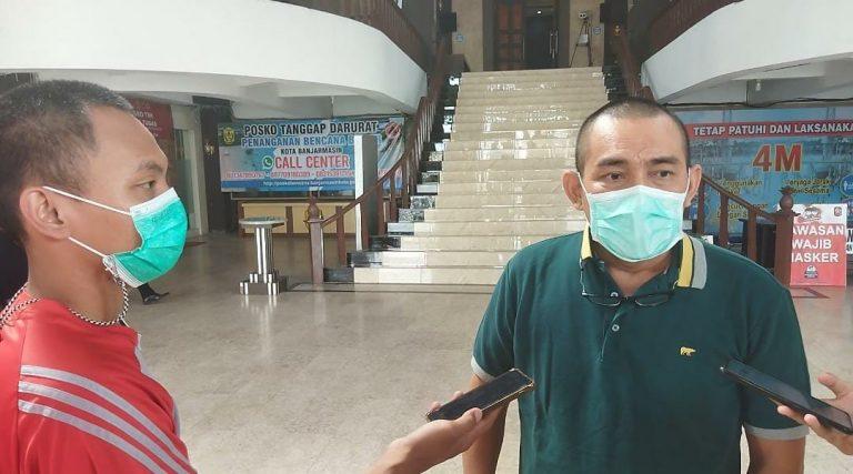 Akhmad Fydayeen PJ Wali Kota Banjarmasin
