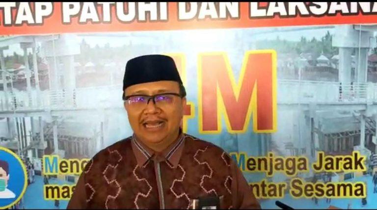 M. Rofii Kepala Kantor Kemenag Kota Banjarmasin