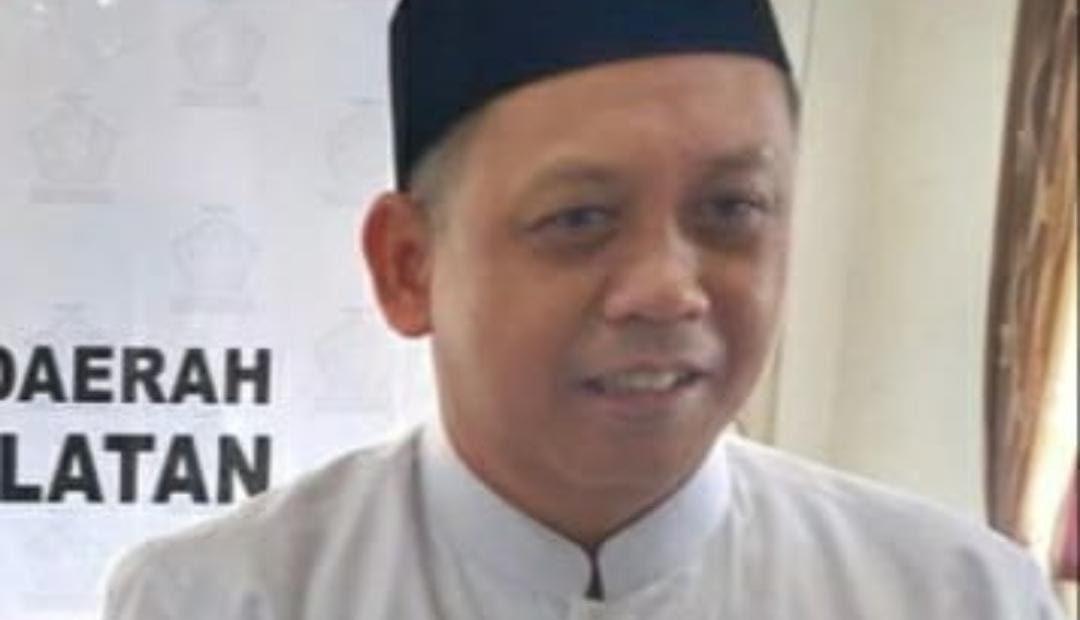 Ilham Nor Sekertaris DPD Partai Gerindra Kalsel