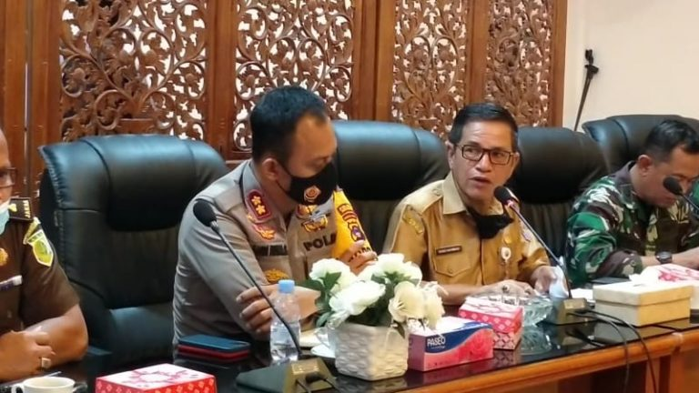 Said Akhmad Sekretaris Daerah Kotabaru.