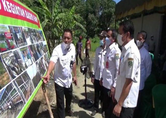 24 Desa di Tapin Laksanakan Program Padat Karya Tunai