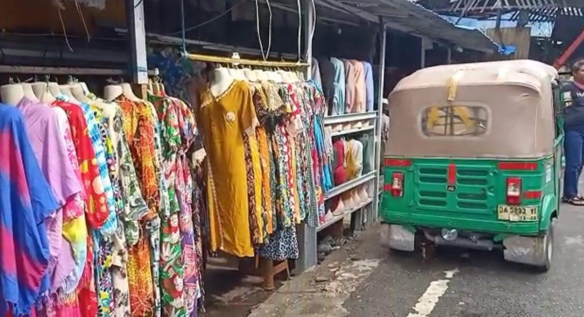 Pasar Ujung Murung (foto:duta tv)