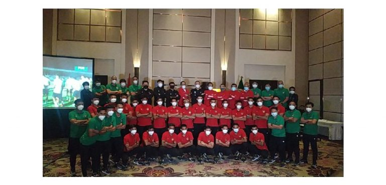 Timnas Indonesia ke Dubai