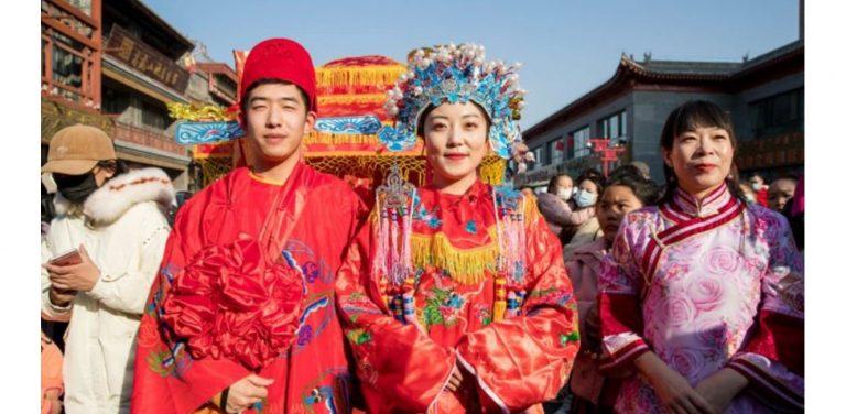 China Larang Sejumlah Pesta Mulai Bulan Ini