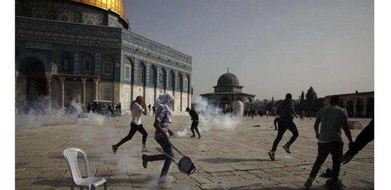 Platform Medsos Batasi Konten Israel-Palestina