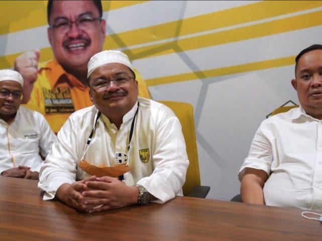 Haji Yuni Ajak Masyarakat Wilayah PSU Kalsel Ramai-Ramai ke TPS untuk Patahkan Fitnah Denny Indrayana