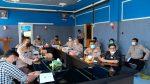 Polda Kalsel Gelar Rapat Lanjutan Penggunaan Anggaran Hibah APBD Diktuk Bintara Polri TA.2021
