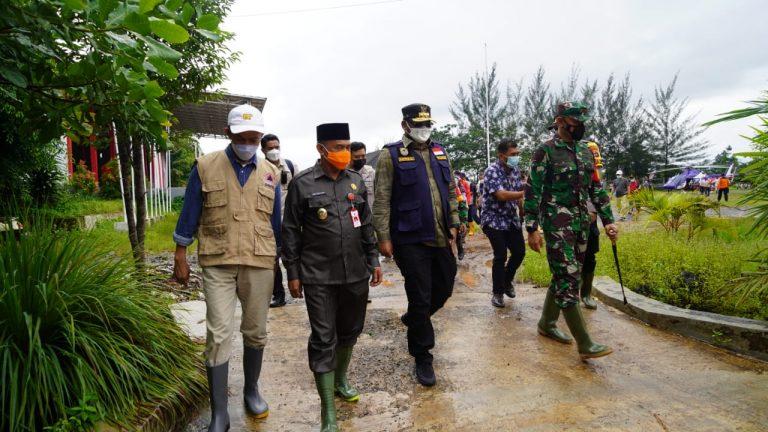 Pj Gubernur, Penanganan Banjir Satui Dilakukan Sesuai Standar Yang Sudah Di Tetapkan