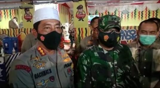 Tekan penularan Covid-19, Sholat Idul Fitri di Banjarmasin Bakal Dijaga Aparat