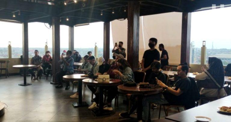 Suara Selatan Borneo Ngabuburit Bersama