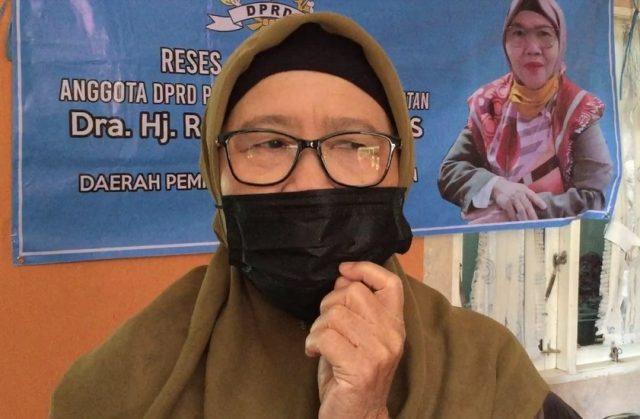 Hj Rachmah Norlias Anggota DPRD Kalsel
