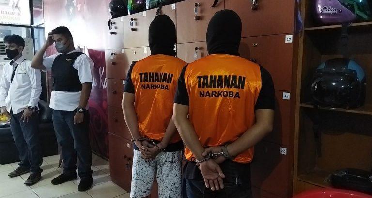 Edarkan 2 Kg Sabu, Kakak Beradik Ditangkap Polisi