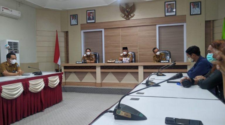 Rakor forum koordinasi pimpinan Menetapkan Wisata Ditutup