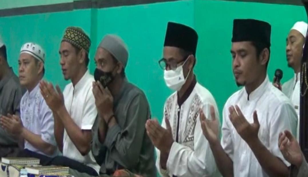 Warga Binaan Rutan Pelaihari Ikuti Khataman Al-Qur'an