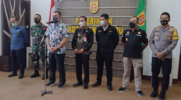 Cegah Penyebaran Covid-19, Lokasi Wisata dan Mall di Banjarbaru Ditutup Sebelum Lebaran
