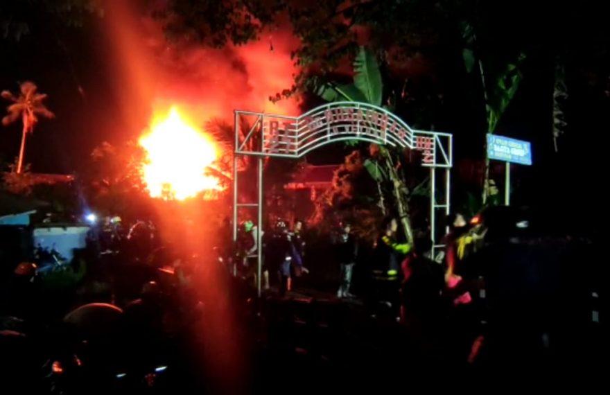 Musibah Kebakaran Di Banjarmasin