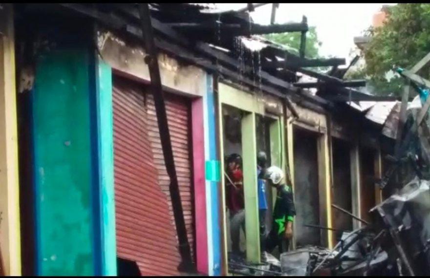 Dugaan asal muasal api