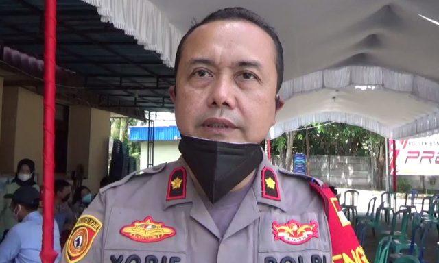 Kompol Yopie Andri Haryono Kapolsek Banjarmasin Selatan.