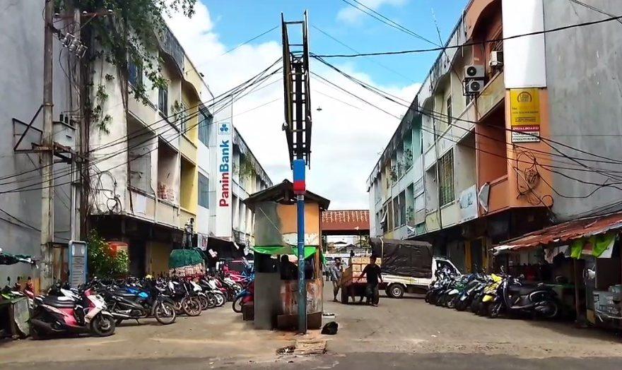 Pasar Sudirapi Banjarmasin