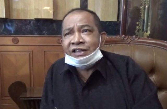 Puar Junaidi Ketua Bidang Pemenangan Pemilu DPD Golkar Kalsel.