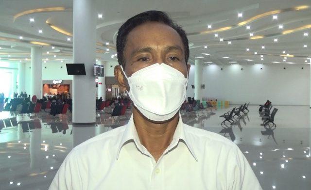Amiruddin Florensius GM Bandara Internasional Syamsudin Noor