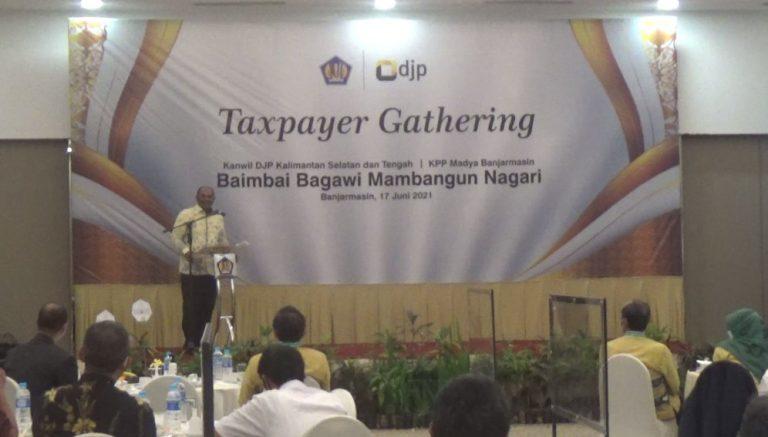 Kegiatan Taxpayer Gathering
