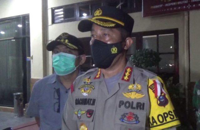 Kombes Pol Rachmat Hendrawan Kapolresta Banjarmasin.