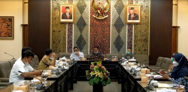 Komisi III Sambangi DPRD Jatim