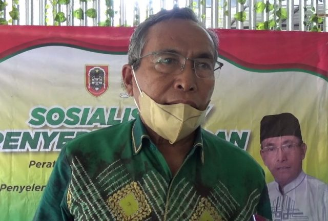 Suripno Sumas Anggota DPRD Kalsel