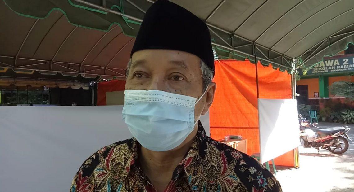 Mantan wakil Bupati Banjar Banjar, Fauzan Shaleh