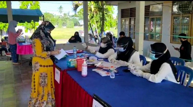 Bawaslu RI Sebut Antusias Pemilih di Binuang Cukup Tinggi