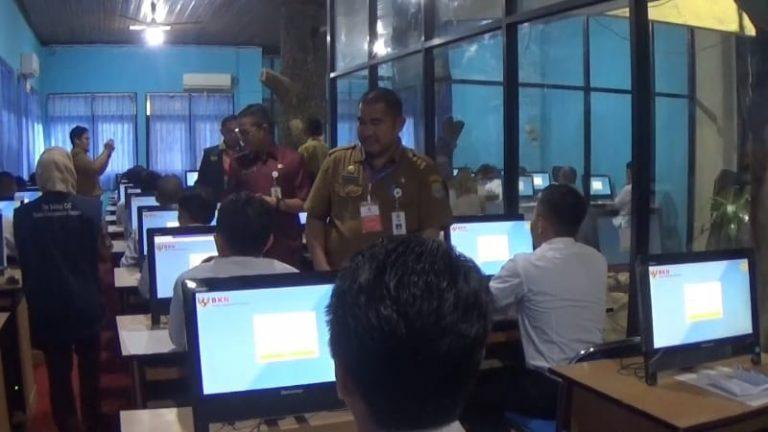 BKPSDM Kotabaru Minta Penerimaan PPPK Bertahap