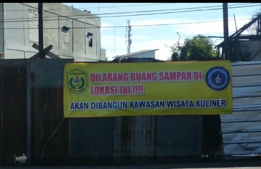 Spandok Pengumuman TPS di Tutup