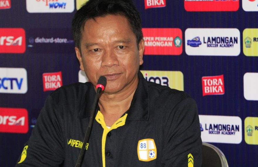 Mundari Karya Manajer Barito Putera (Foto:Goal.com)