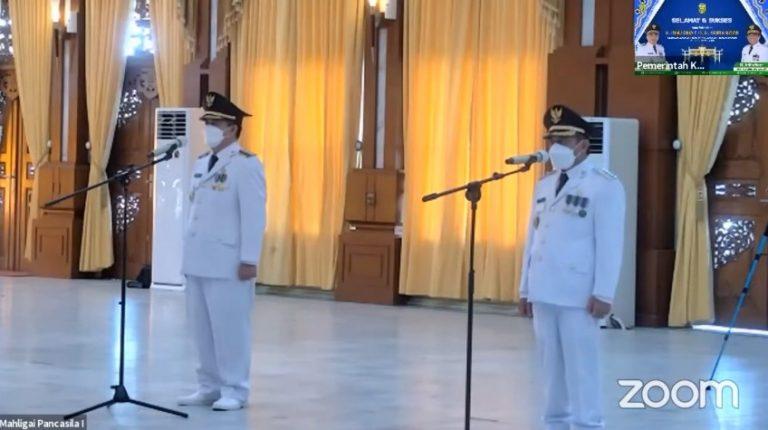 Sambutan Pertama Ibnu Sina, Singgung Perihal Kinerja dan Pelayanan
