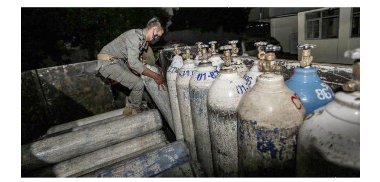 Barito Utara Akan Sebarkan Terapi Uap Air Antisipasi Oksigen Menipis