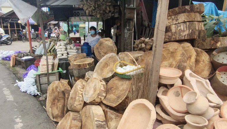 Penjualan Talanan Potong Daging