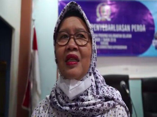 Hj Rachmah Norlias Anggota DPRD Kalsel.