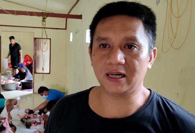 Mustafa Ketua Harian FKTI Kalsel.