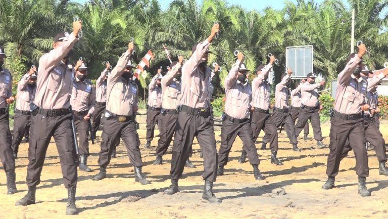 PT Kharisma Inti Usaha Kalsel Gelar Pelatihan Satpam Kualifikasi Gada Pratama