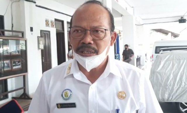 Doyo Pudjadi Plt Dinas PUPR Kota Banjarmasin