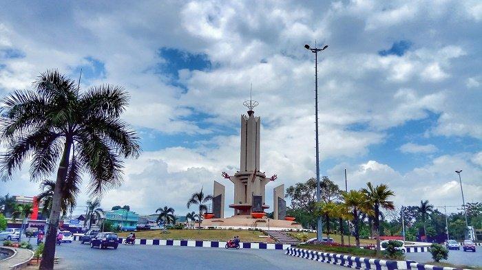 Bundaran Banjarbaru (Foto: Istimewa)